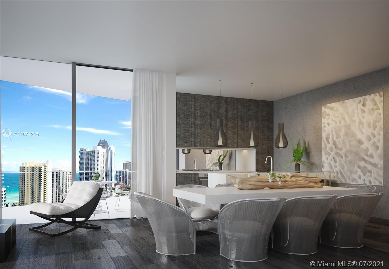 NEW CONSTRUCTION! Move in by the Q1 2022. This residence offers a 372 sq.ft. private terrace, 10' c