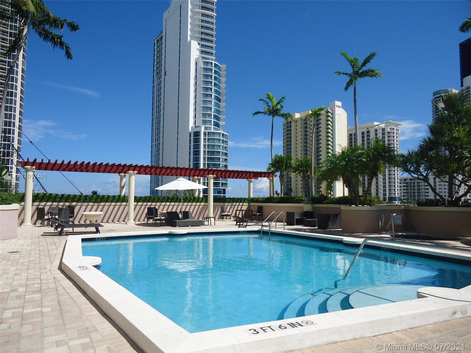 Penthouse, unfurnished, unobstructed Intracoastal water views, steps to ocean beach across street, f