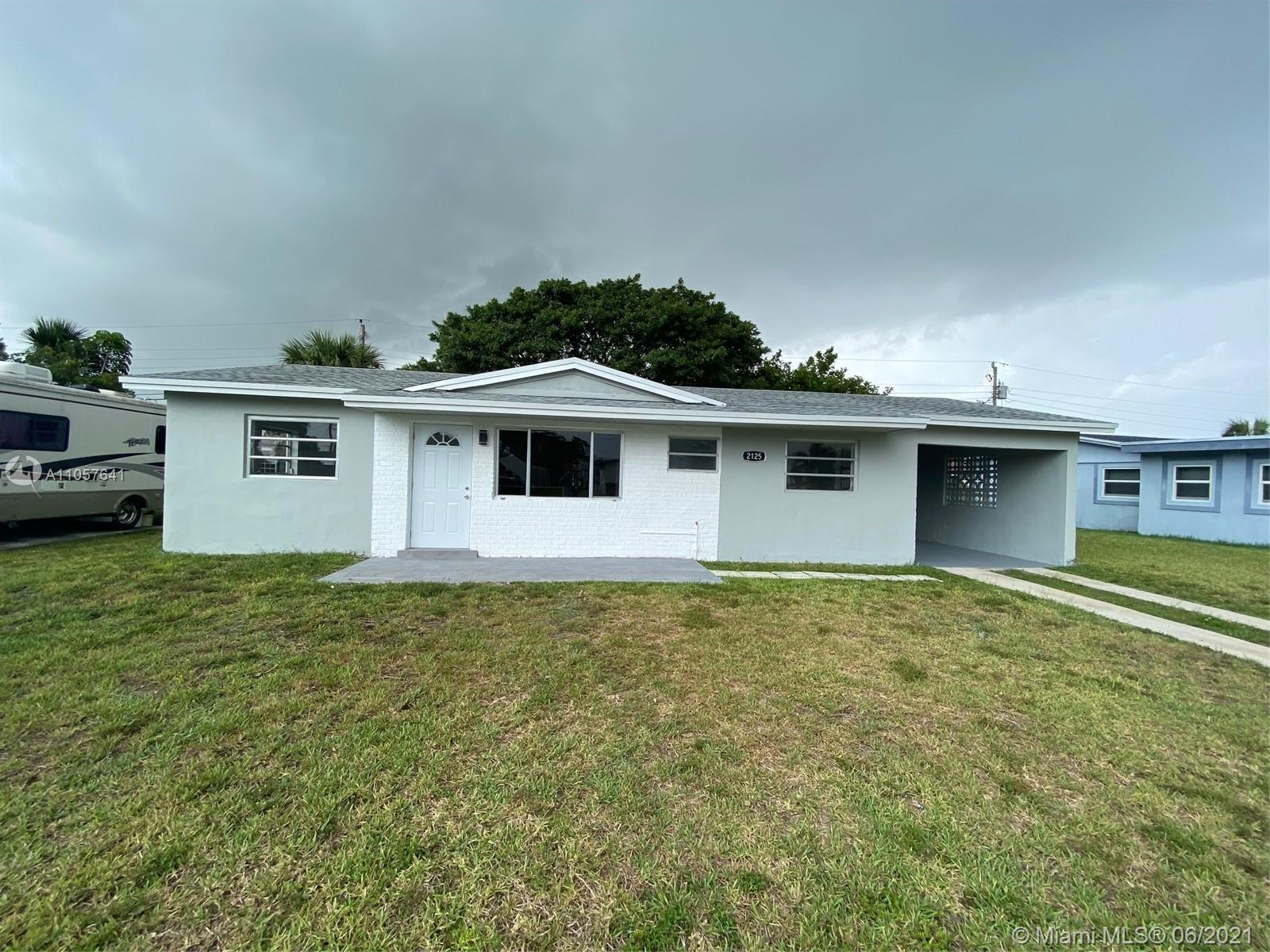 OPEN HOUSE, Saturday 7/24 12 PM - 3 PM. Completely Remodeled 4 Bedroom, 2 Bathroom. EVERYTHING is BR