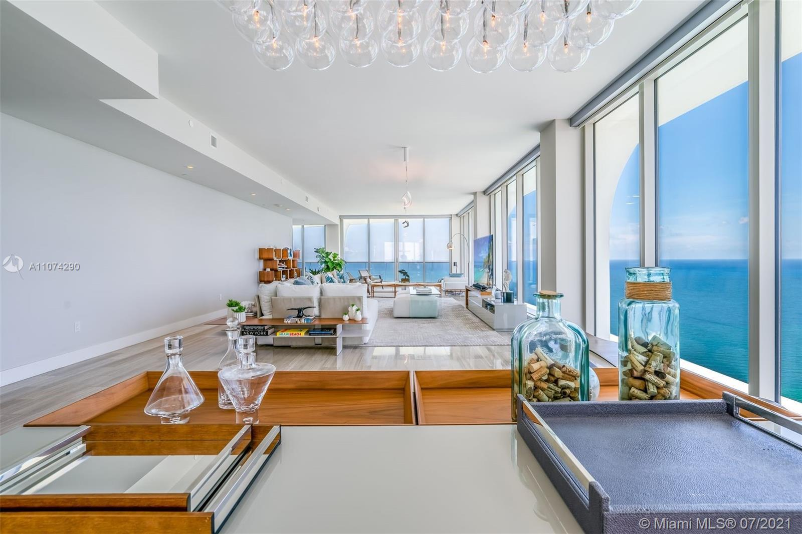 1 of only 8 Model-E3 units at Jade Signature Condominium designed by Pritzker prize-winning Swiss ar