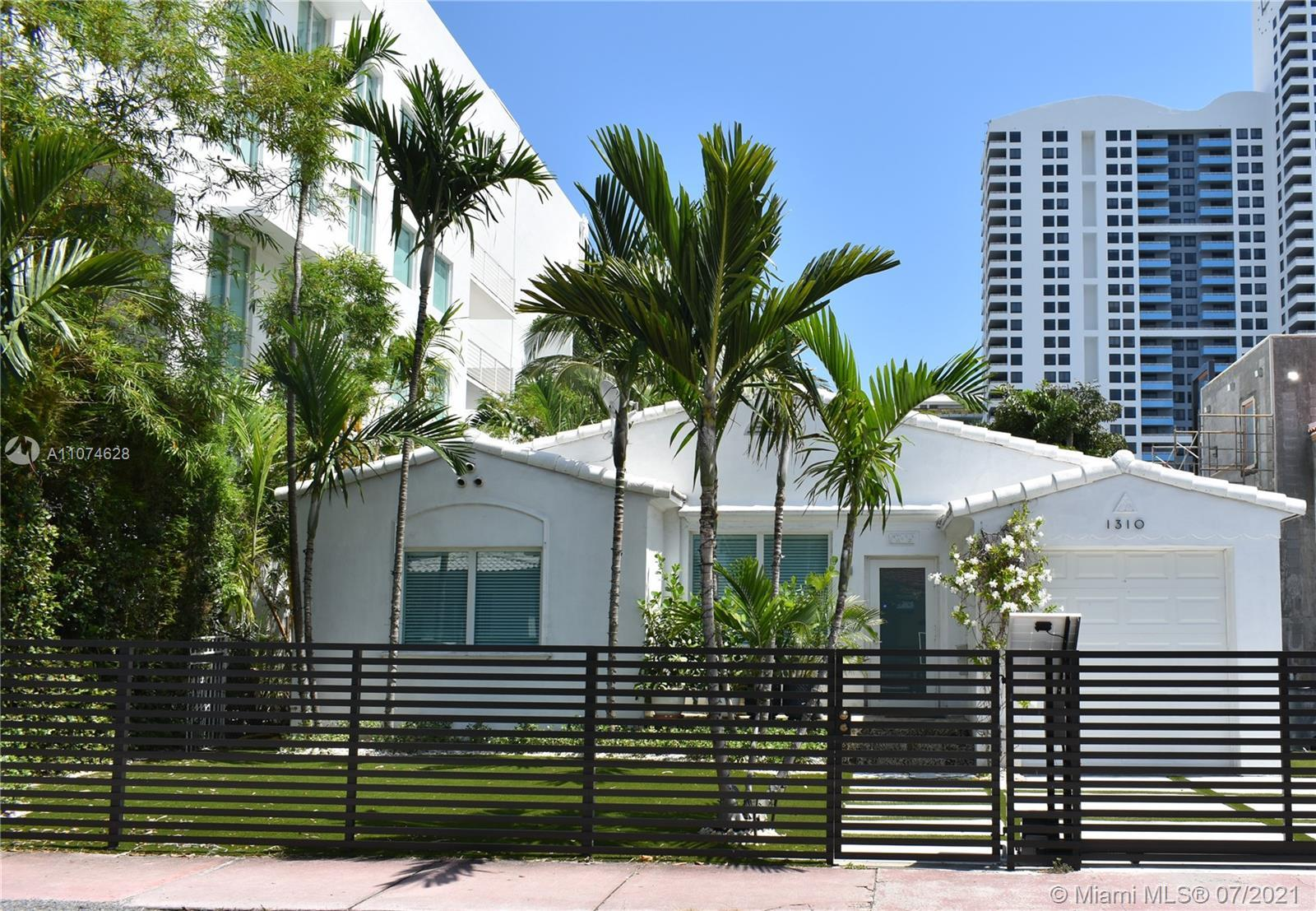 Enjoy this beautiful tastefully renovated bright and spacious residence in the heart of South Beach.