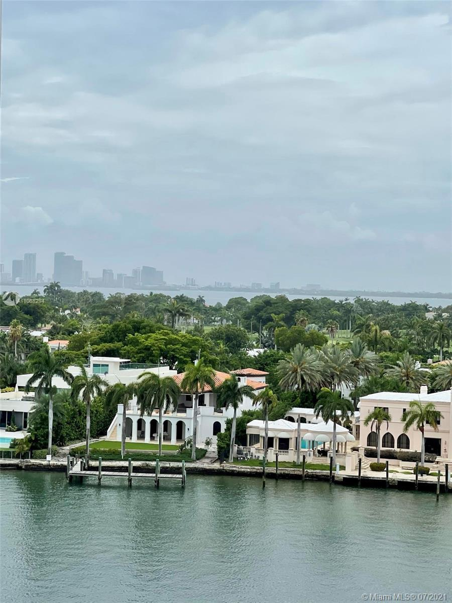 Very spacious waterfront 2 BR/2.5 BA, can be used as 3 bedrooms. Wraparound terrace with spectacular