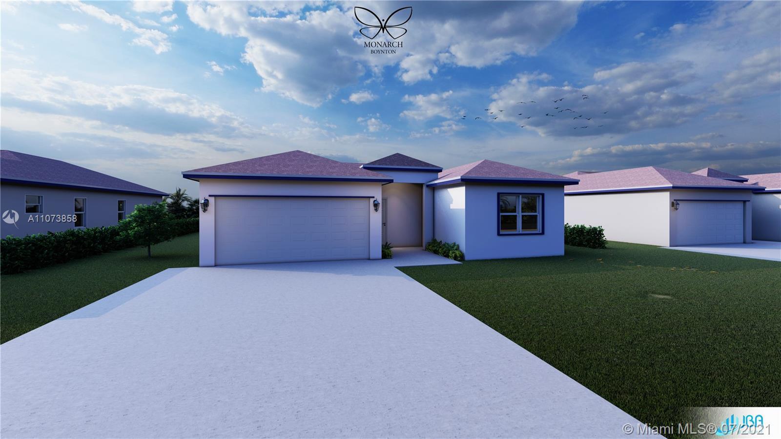 The NEWEST construction to hit Palm Beach County. The Monarch Boynton Beach is a 10 single-family ho