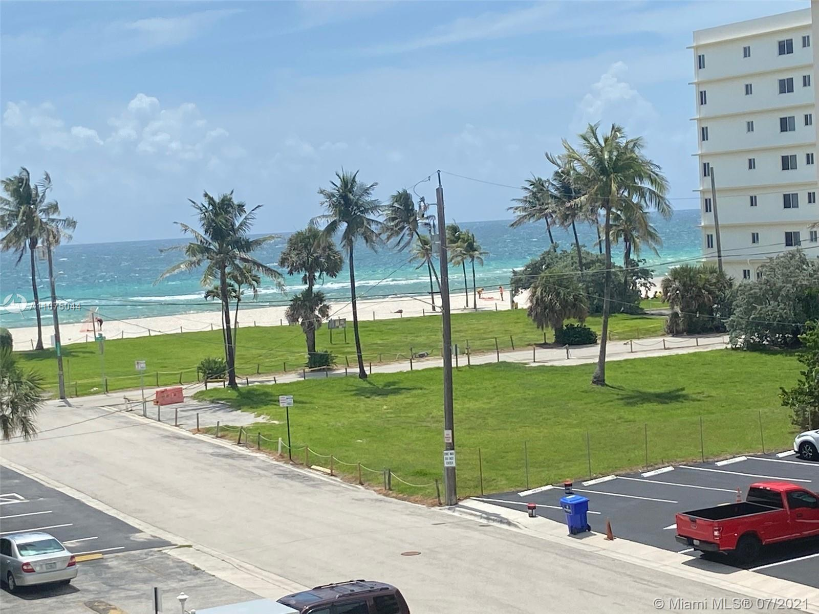 LOCATION! LOCATION! LOCATION!! 2 Bed 2 Bath CORNER UNIT WITH OCEAN AND INTRACOASTAL VIEWS FROM THE W