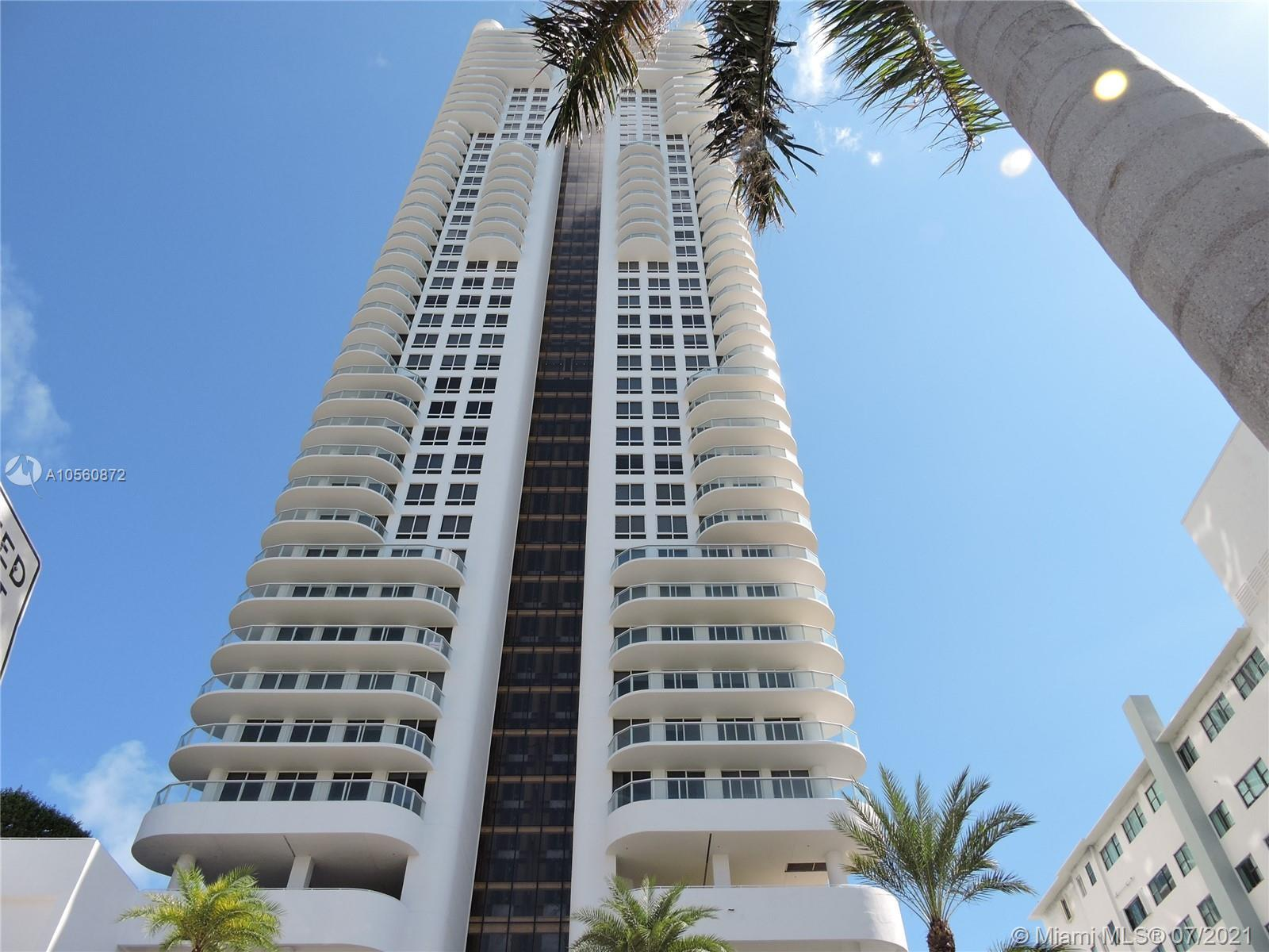 Collins Ave AKOYA Condominium is one of the most beautiful and famous in the country!super desirable