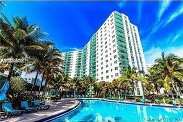 Great investment solution for foreign/state buyers. 1Br 1 Bath unit facing ocean and street in the w