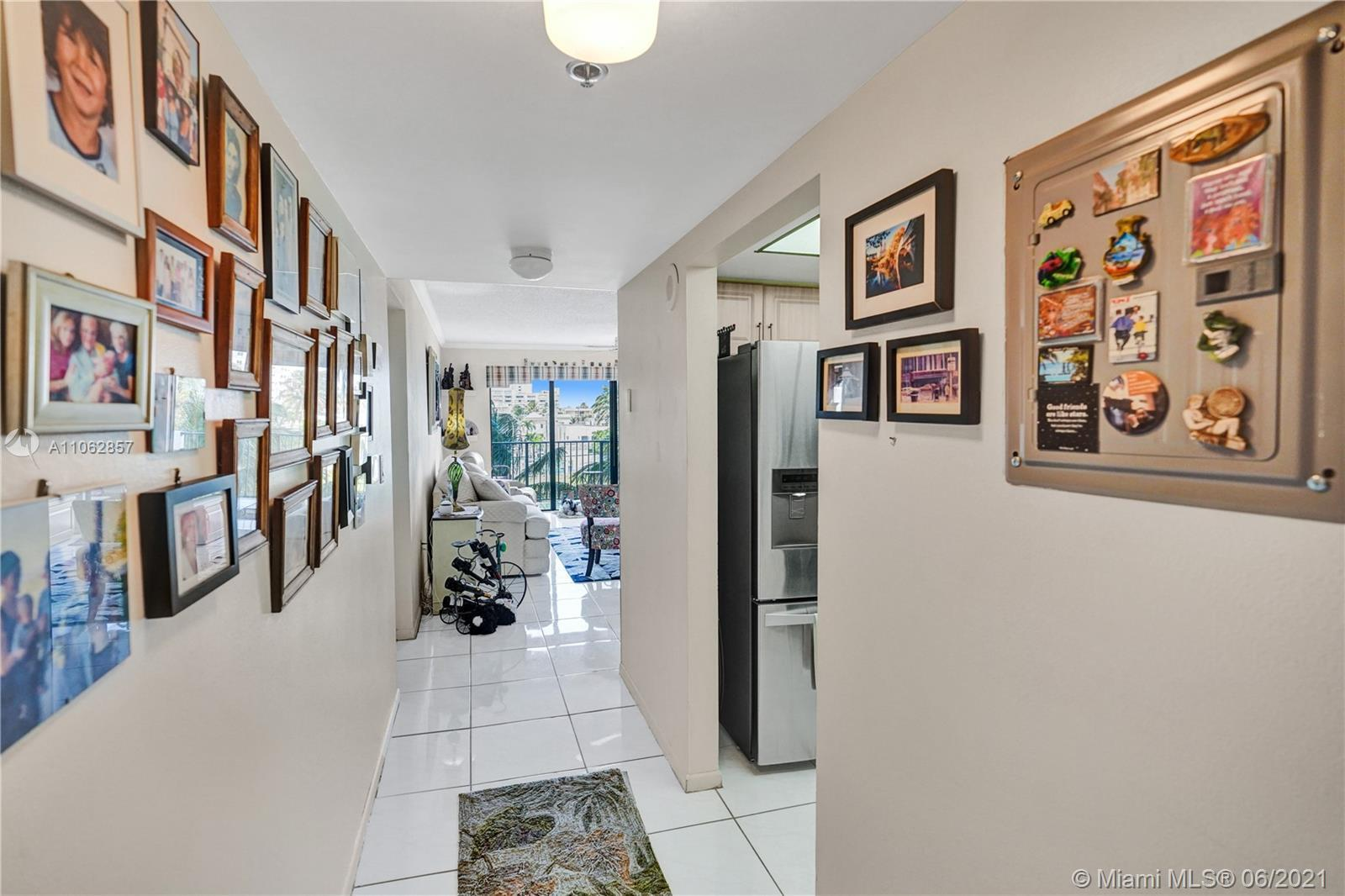 Charming one bedroom one bath unit.  New impact glass doors and windows installed July 2021, beautif