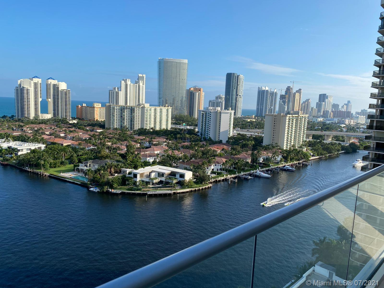 Drastically REDUCED ! Spectacular direct ocean and Intracoastal view. 2 Bedrooms, 2 Baths, in luxuri