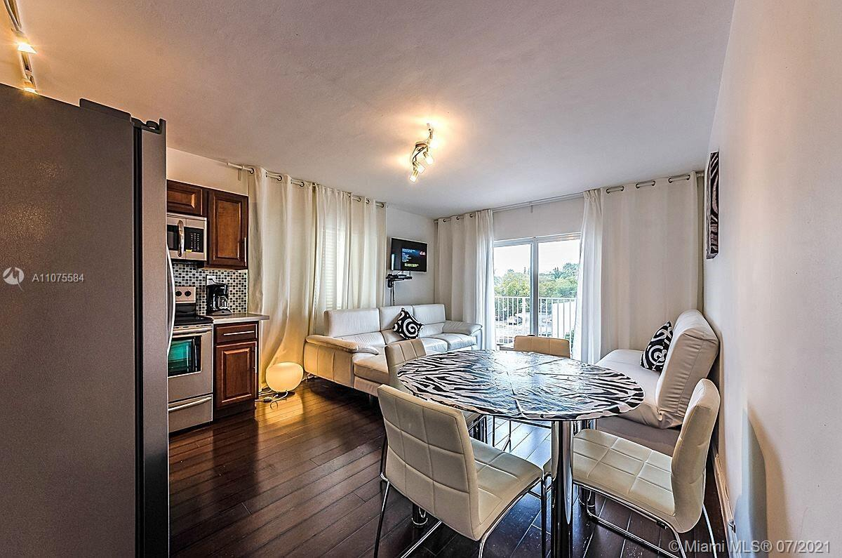 GREAT CORNER UNIT IN SAFE RESIDENTIAL BUILDING,IN FRONT OF K/9 SCHOOL & ESPANOLA WAY, 3 BLOCKS FROM