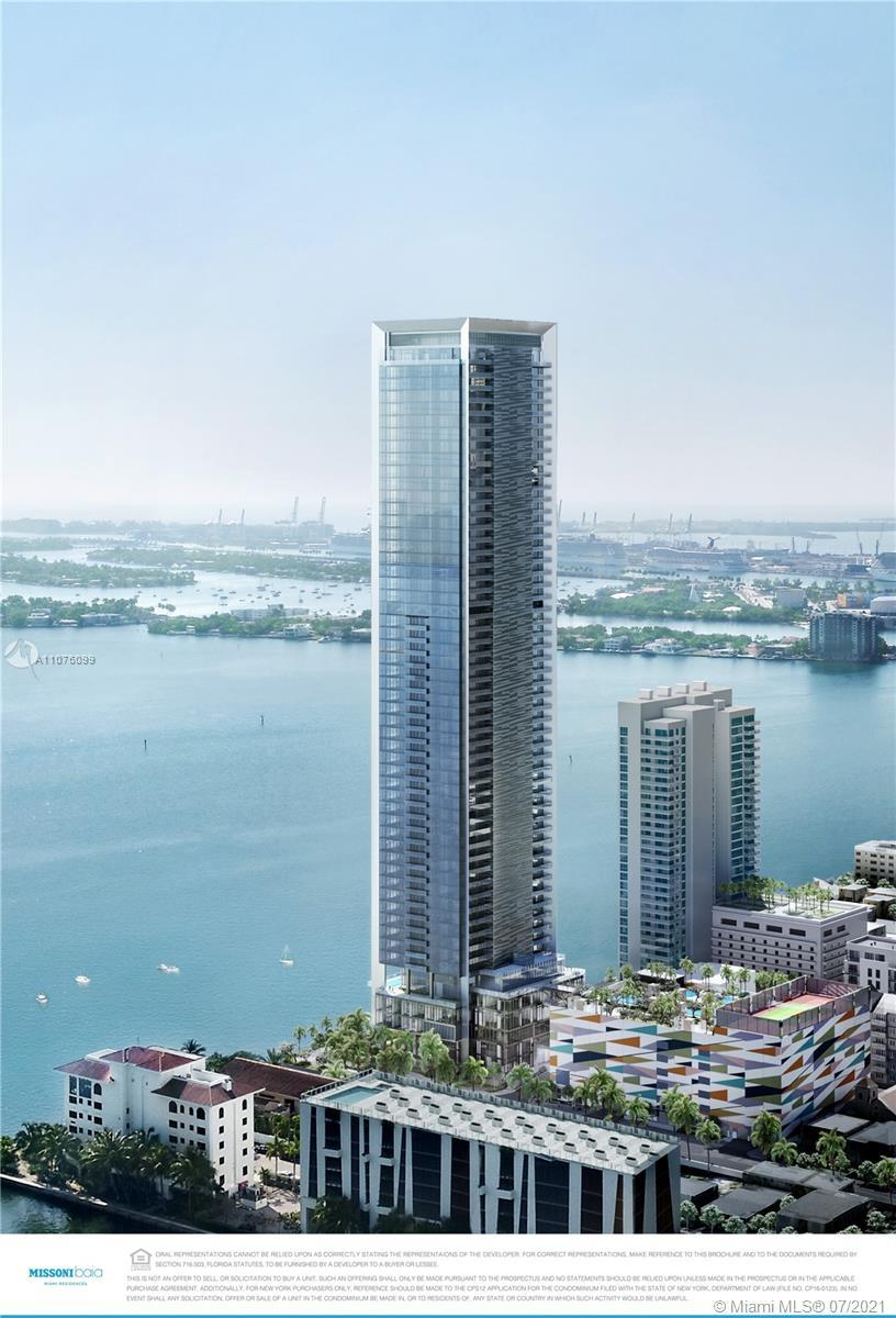 Welcome to Miami's most exciting luxury high rise, Missoni Baia. This elegant complex offers a resid