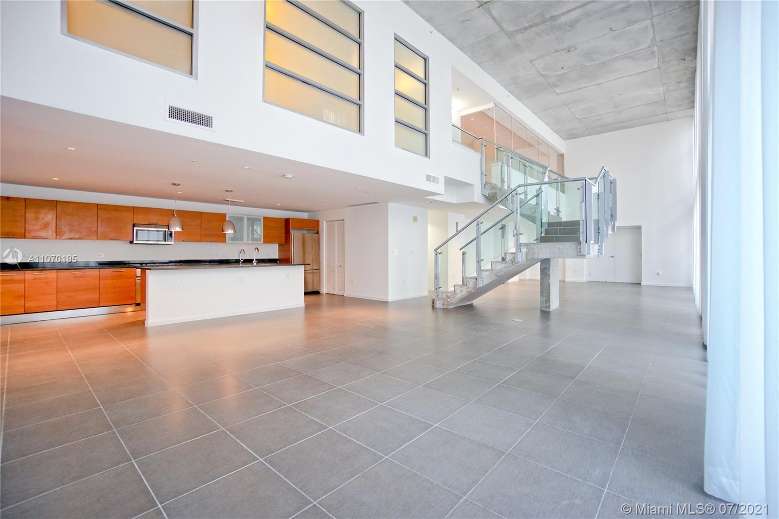 HUGE 5,462 SqFt Loft-Style 2-story apartment in the heart of Midtown. Unique unit, can be use as a l