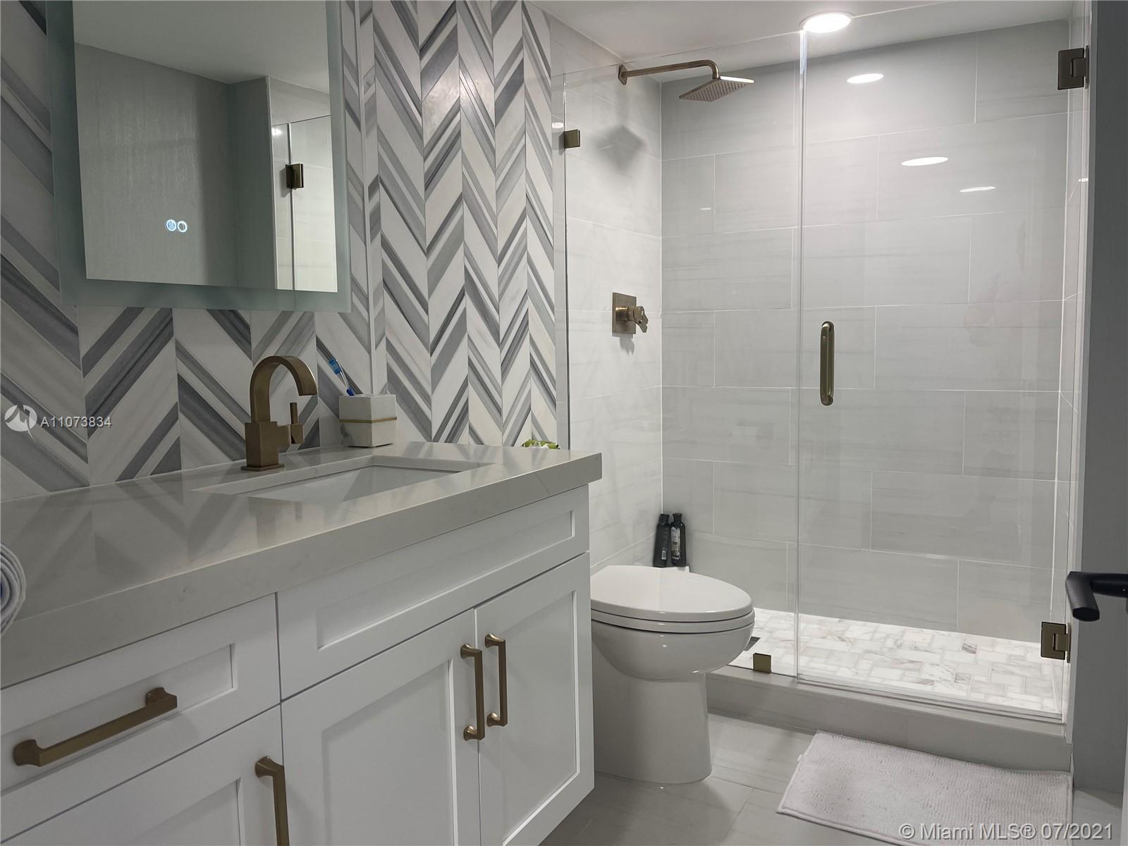 WOW WOW WOW! Live the good life in this High-end completely renovated beachfront unit boasting Direc