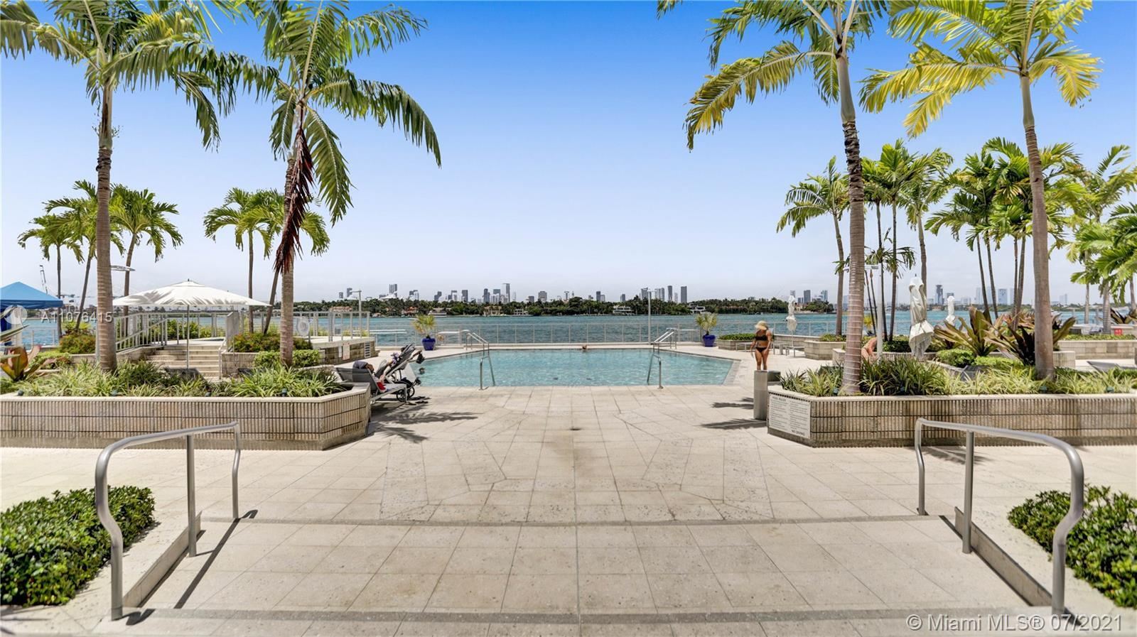 This Penthouse unit has been entirely upgraded with elegant finishes. Functional floor plan featurin