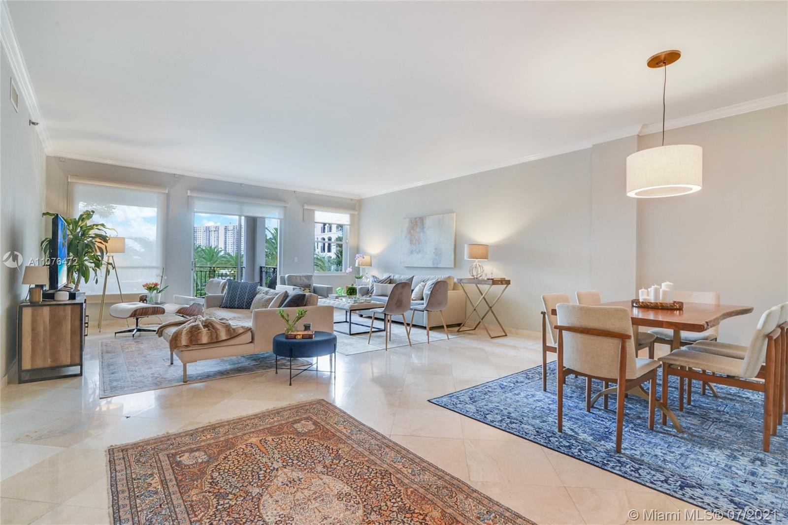 MUST SEE Beautiful 2 BED, 2 BATHS WITH 1945 SQ.FT. unit in the exclusive Mediterranean Village of Wi