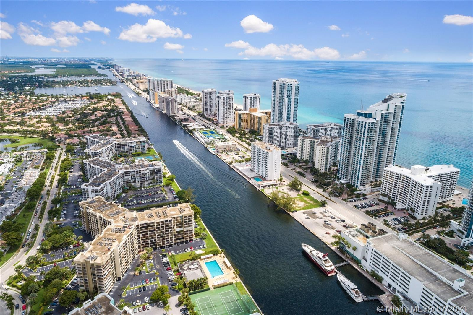 Turn key 1 bedroom, 1 1/2 bath waterfront condo with gorgeous water views from your open balcony. Fr