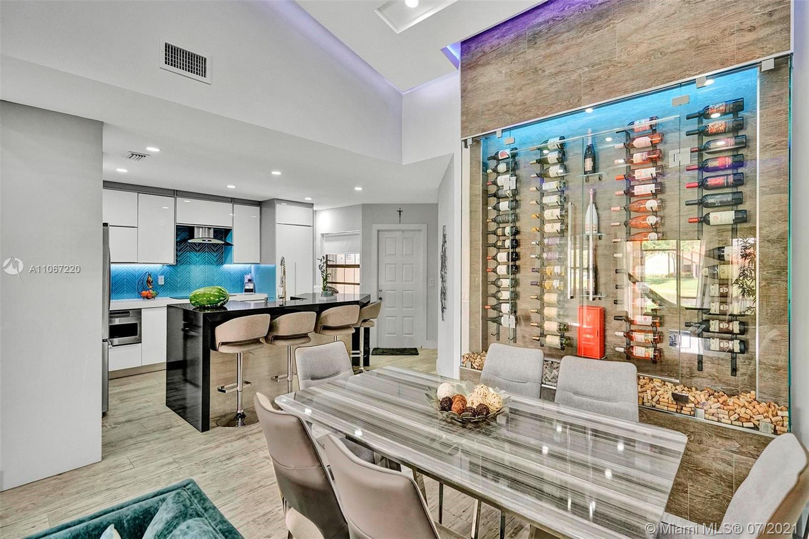 Stunning Villa in an awesome gated community! Impeccably remodeled!!  This beautiful 3 bedrooms, 2 b