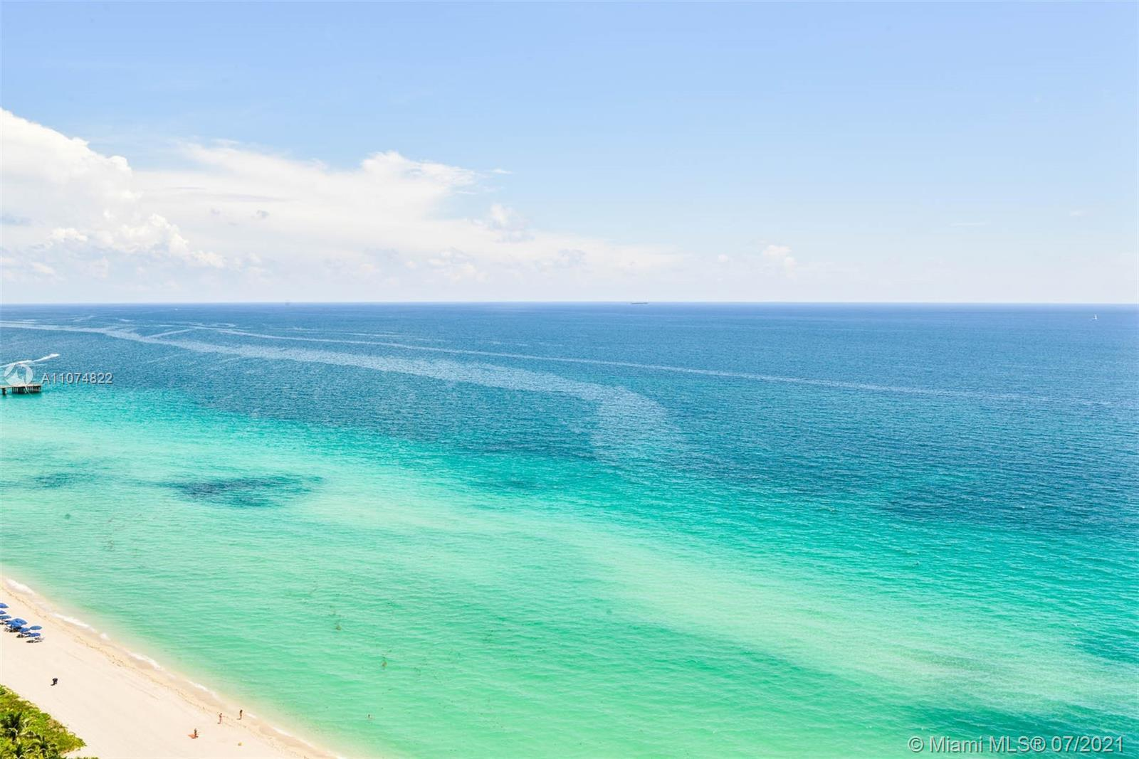 Spectacular DIRECT Ocean and Intracoastal Views Residence in one of the best building in Sunny Isles