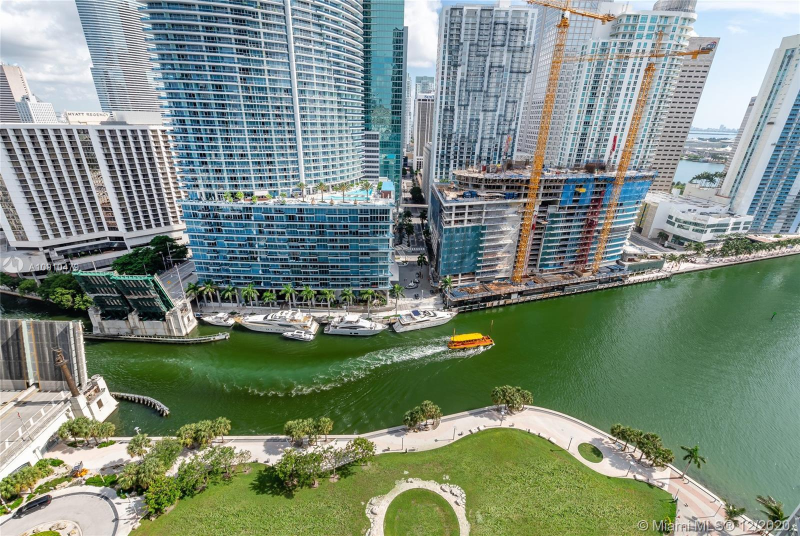 SPECTACULAR BRIGHT AND SPACIOUS FULLY FURNISHED 2 BEDROOM / 2 BATHROOM CORNER UNIT AT ICON BRICKELL.