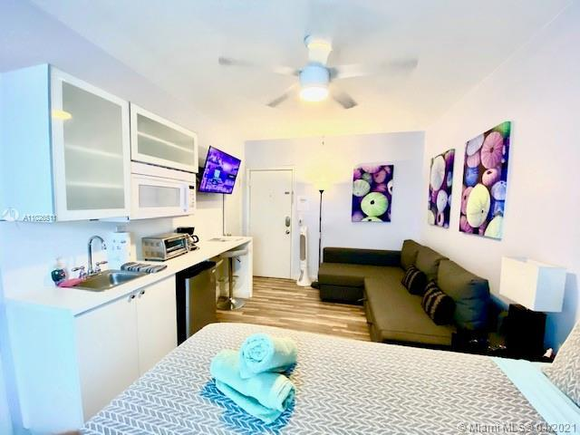 ABSOLUTELY NO RENTAL RESTRICTIONS! OCEANFRONT STUDIO READY FOR IMMEDIATE RENTING.Fully Remolded Stud