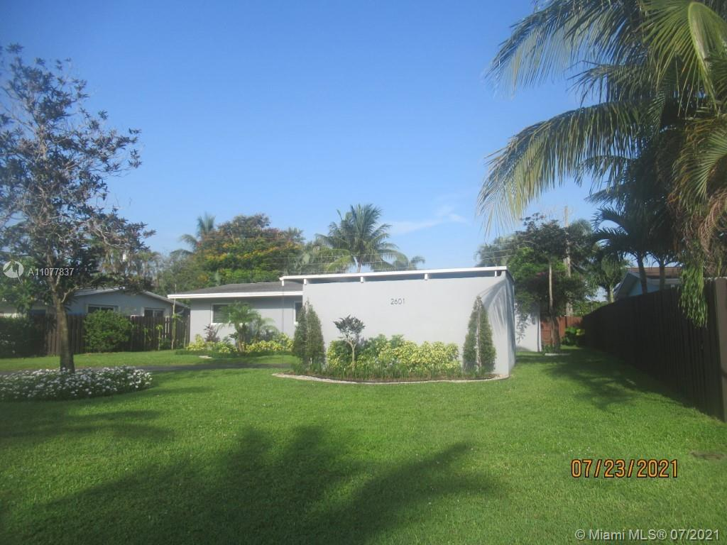 Wilton Manors dream home!  Beautiful 3 bed, 2 bath, completely rehabbed.  SS appliances, newer kitch