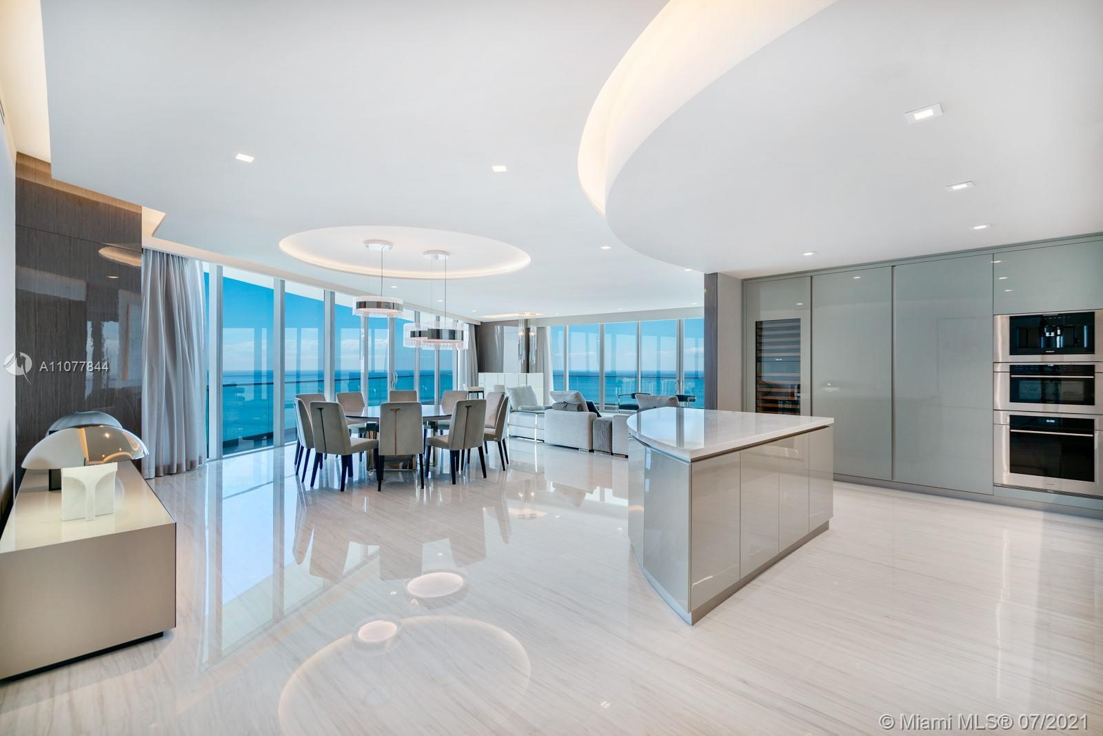 Welcome to Residences by Armani Casa. The most beautiful big corner unit and flow-through residence