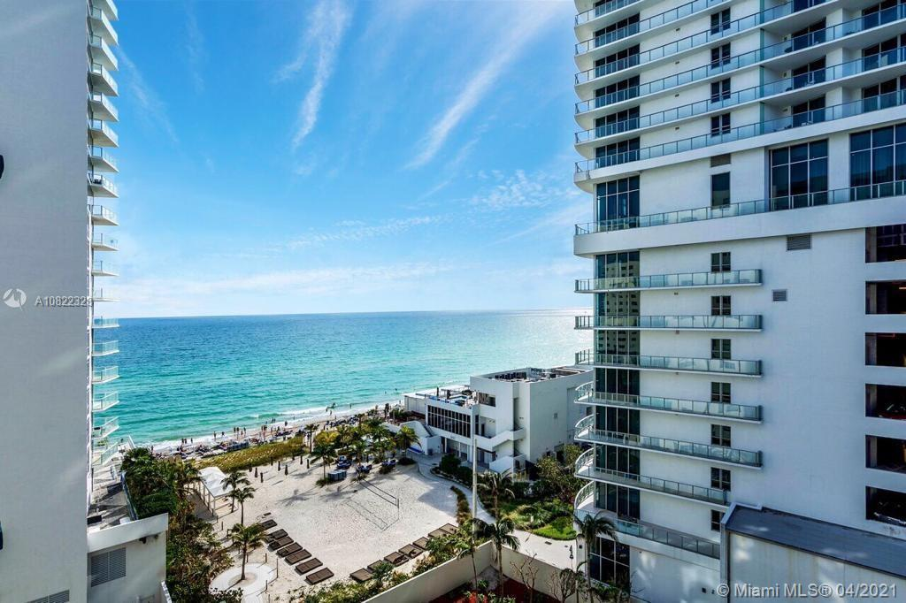 SHORT TERM RENTALS ALLOWED! Investors dream! Located on the beach side with direct ocean access in t