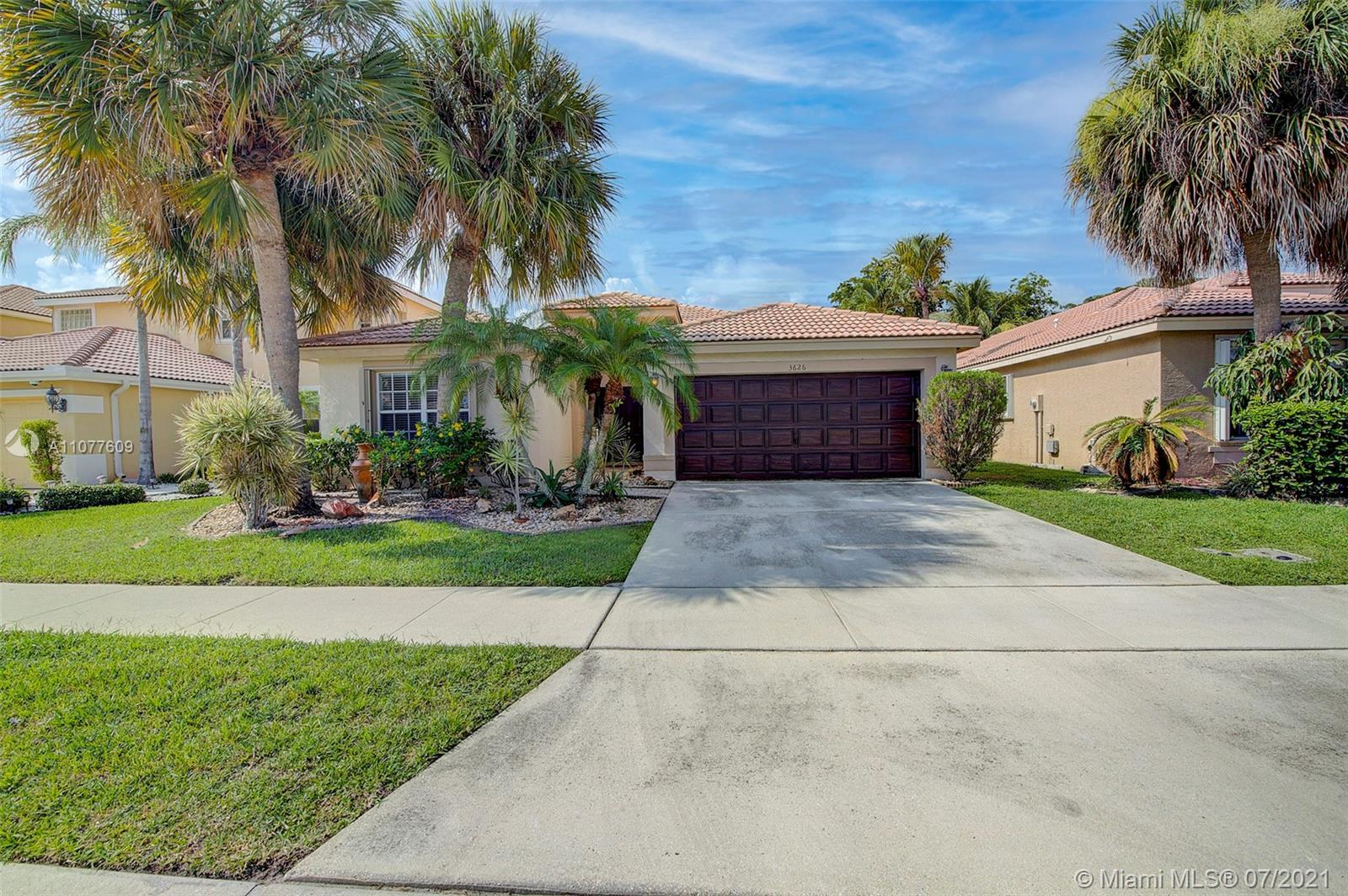 Discover resort living in this beautiful & spacious 3 bed 2 bath home. Great forever home and perfec