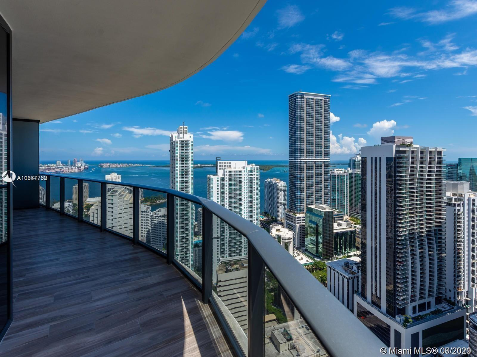 Come Live in the most desired and modern building in the Brickell area, SLS LUX designed by Arquitet