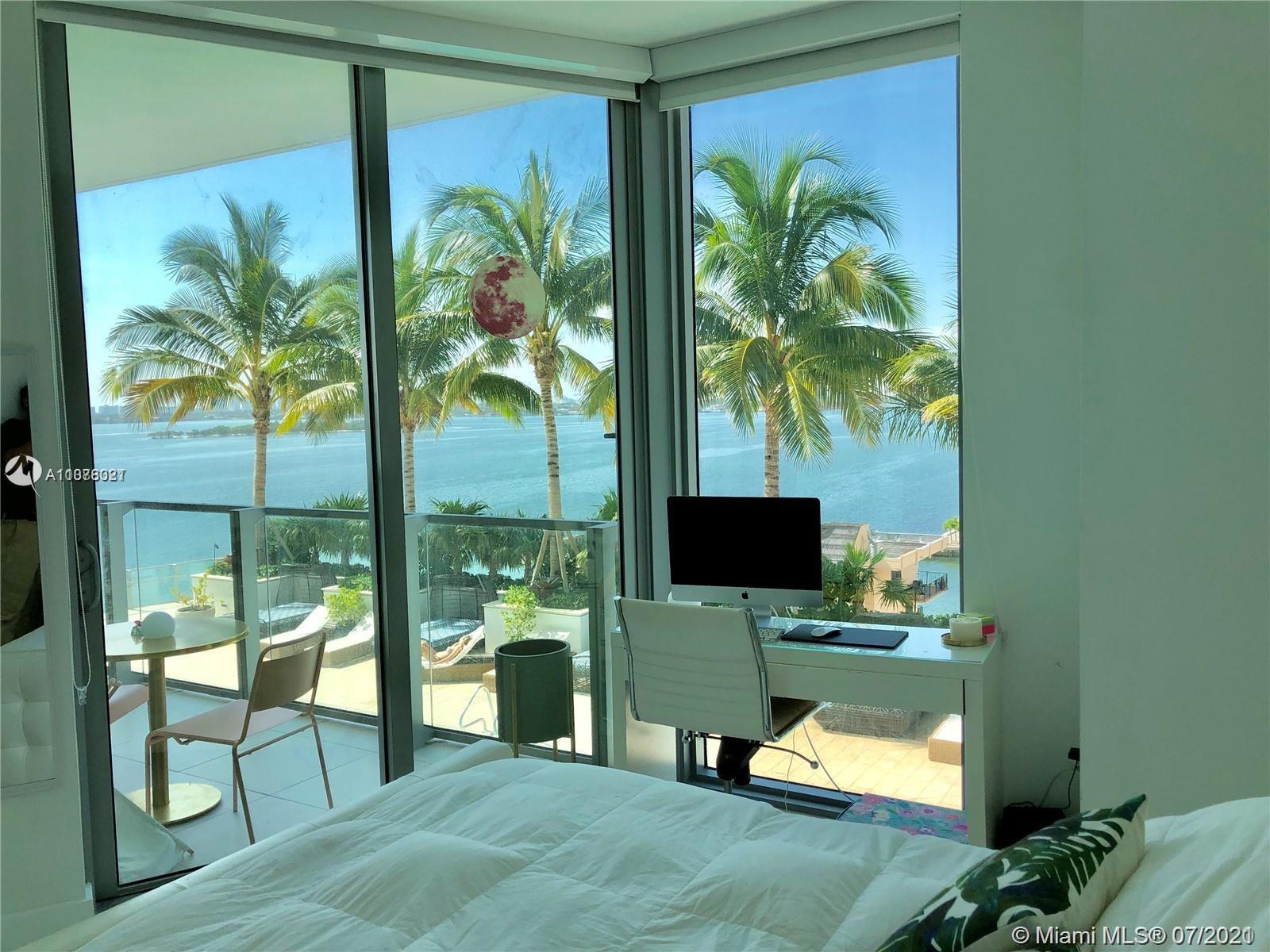Welcome to Biscayne Beach located in Edgewater delivered in 2017. Unit has a 1 Bed+ den & 2 Full bat
