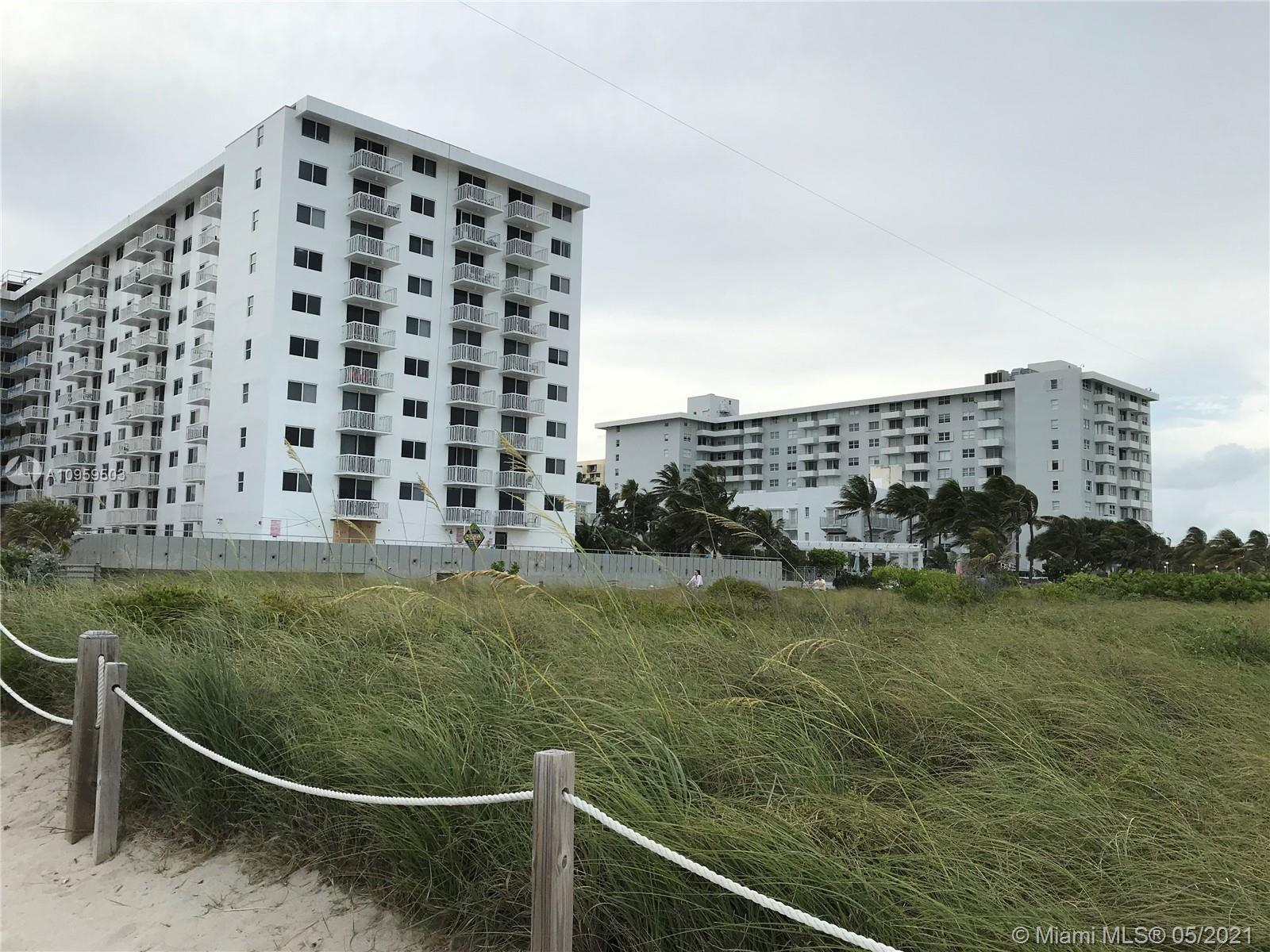 Ocean front         Live directly on the ocean with assigned parking On World famous Ocean DriveIn h