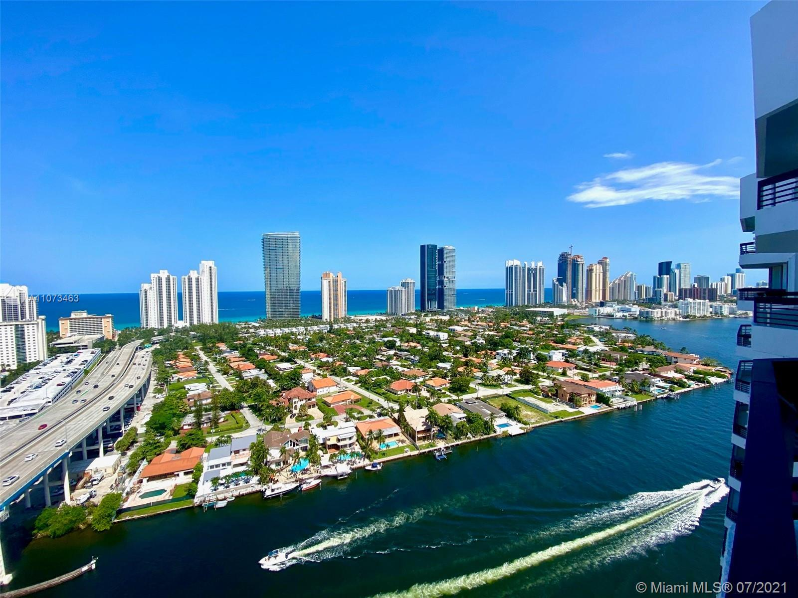 Lower Penthouse with truly stunning direct views of ocean & intracoastal from the moment you enter.