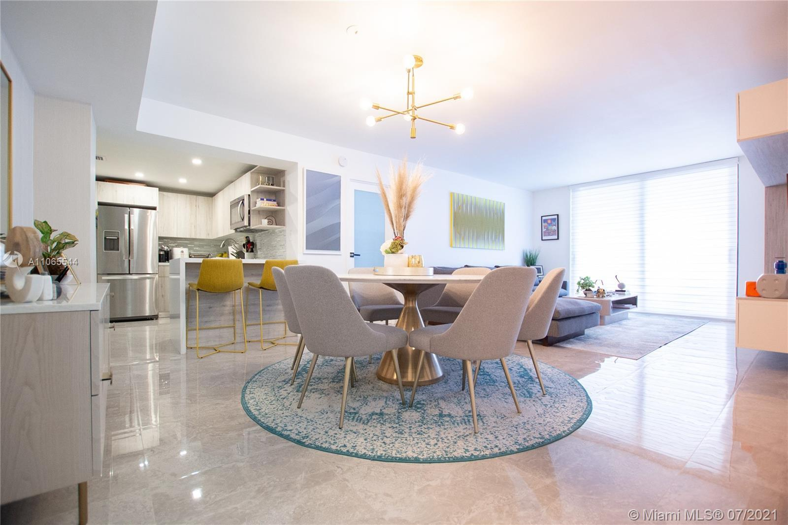 WONT LAST!!! Ultra-luxury RENOVATED APARTMENT. Including balcony, 2 master suites, 2 bathrooms, tile