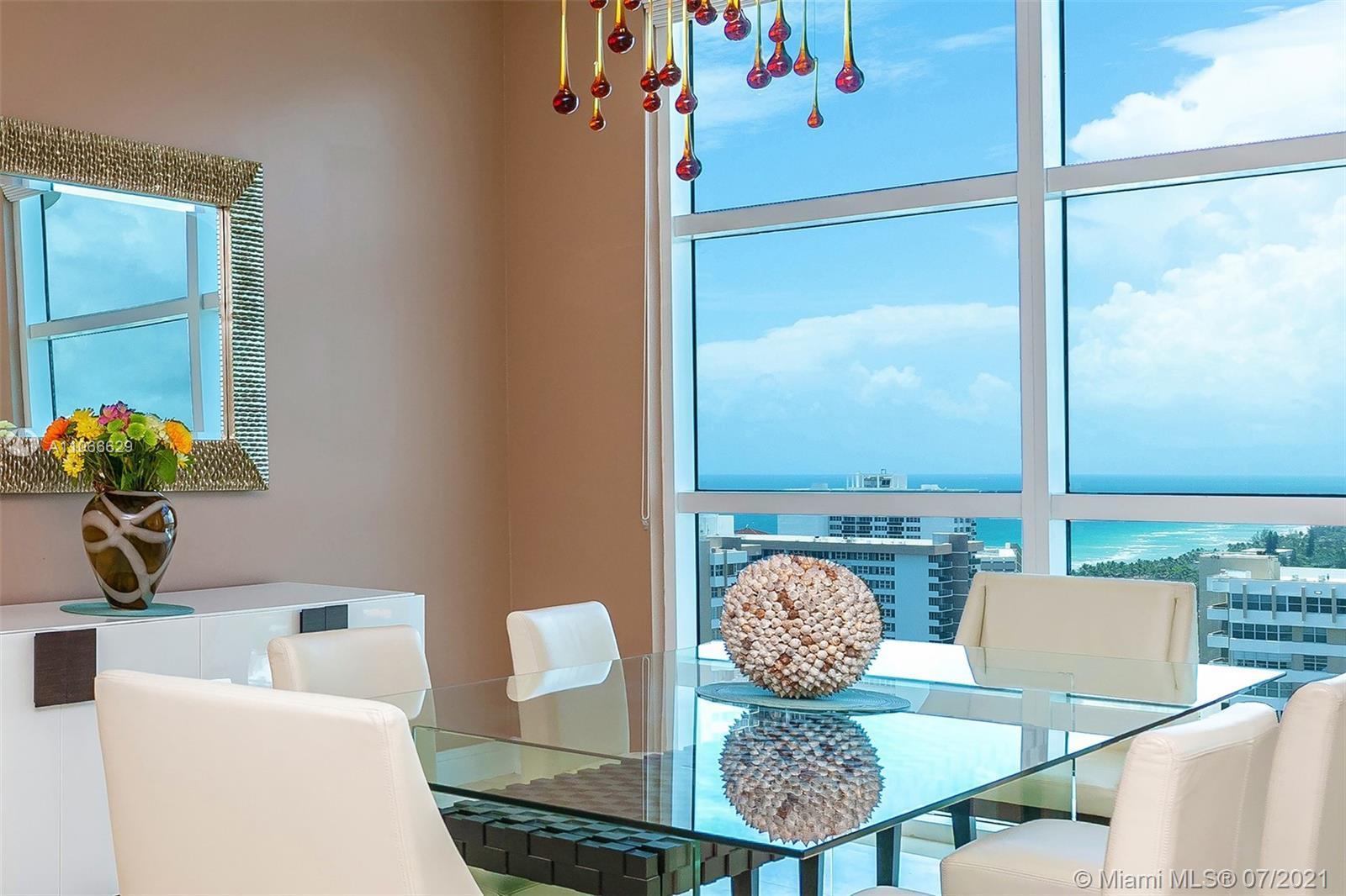 Amazing, bright and spacious, highly desired 2 bedroom 2.5 bath condo. Enjoy the breathtaking ocean