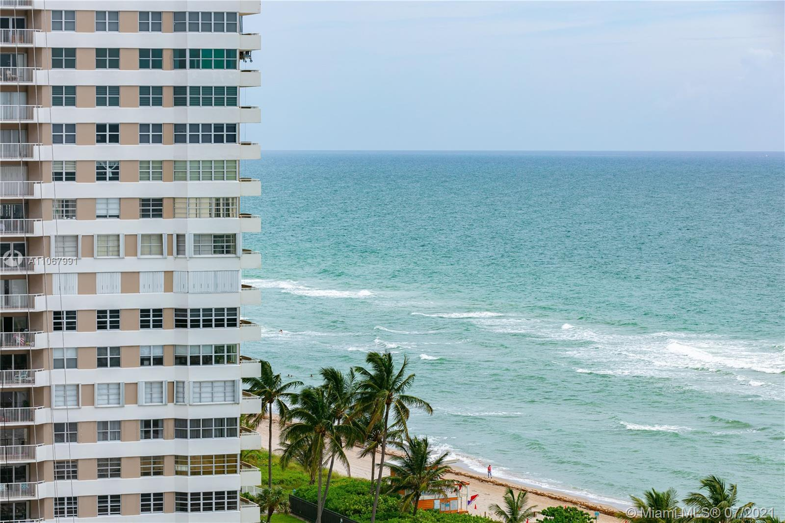 Move-in ready convertible unit with split floor plan layout and Ocean views! This Oceanfront condo h