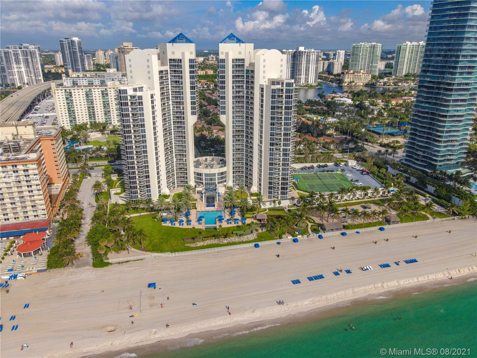 Rare opportunity to own 2 Story Beachfront Penthouse.Move-in and enjoy luxury living in the unit str