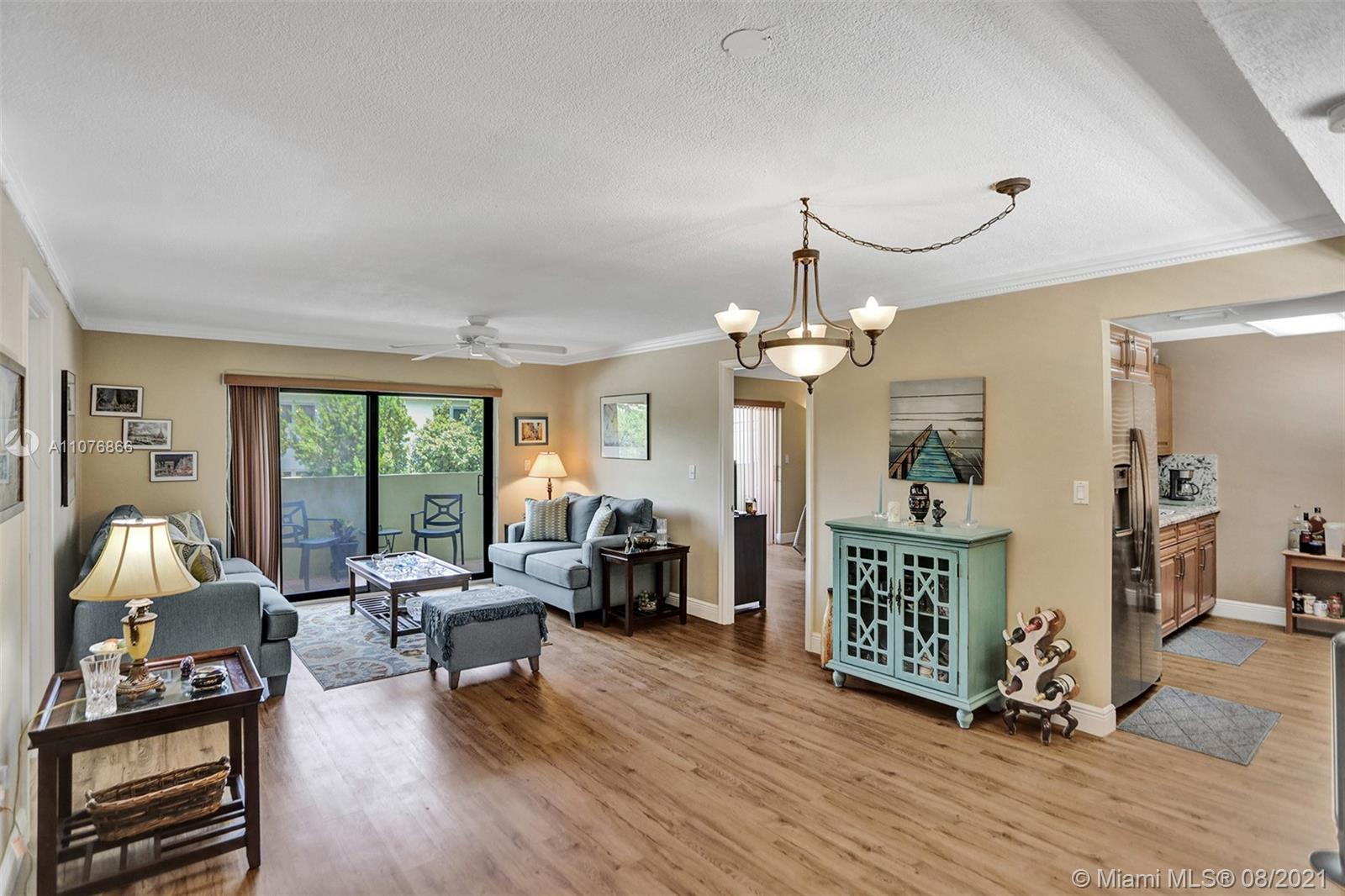 Beautifully renovated & spacious 2/2 unit in prime location just steps from beach, ocean jogging pat