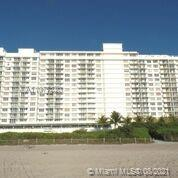 Breathtaking view of the intracoastal from the balcony.  This unit is a split plant apartment which