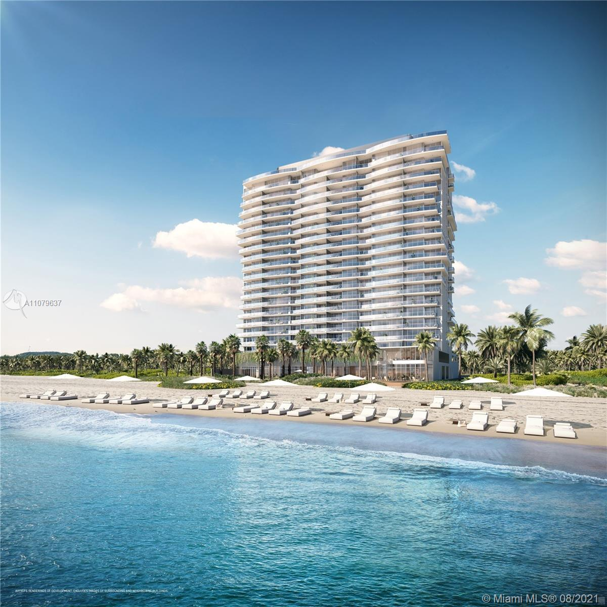 SPECTACULAR 5 Bedroom 5.5 Bath PENTHOUSE at Pompano's HOTTEST new pre-construction property, SOLEMAR