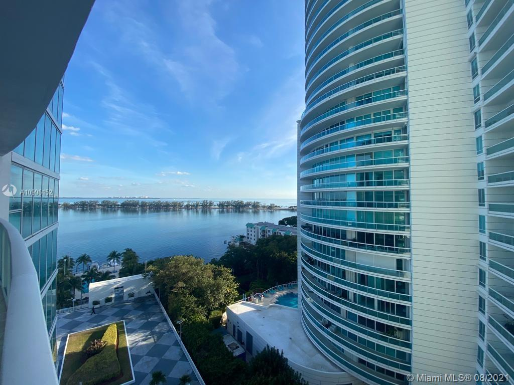 Great 1 bedroom/1bathroom condo unit on most sought after Brickell's Millionaire Row. Large terrace