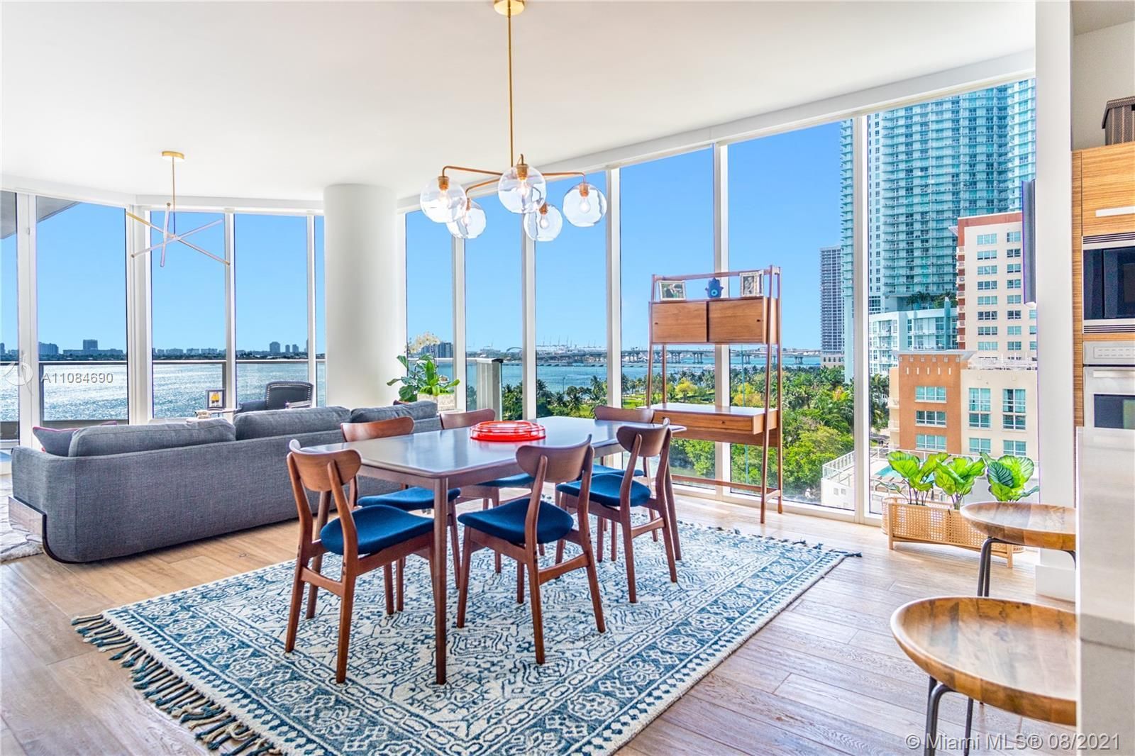 STUNNING BAY VIEWS FROM THE BEST SELLING LINE AT PARAMOUNT BAY! This Largest of all floorplans was c