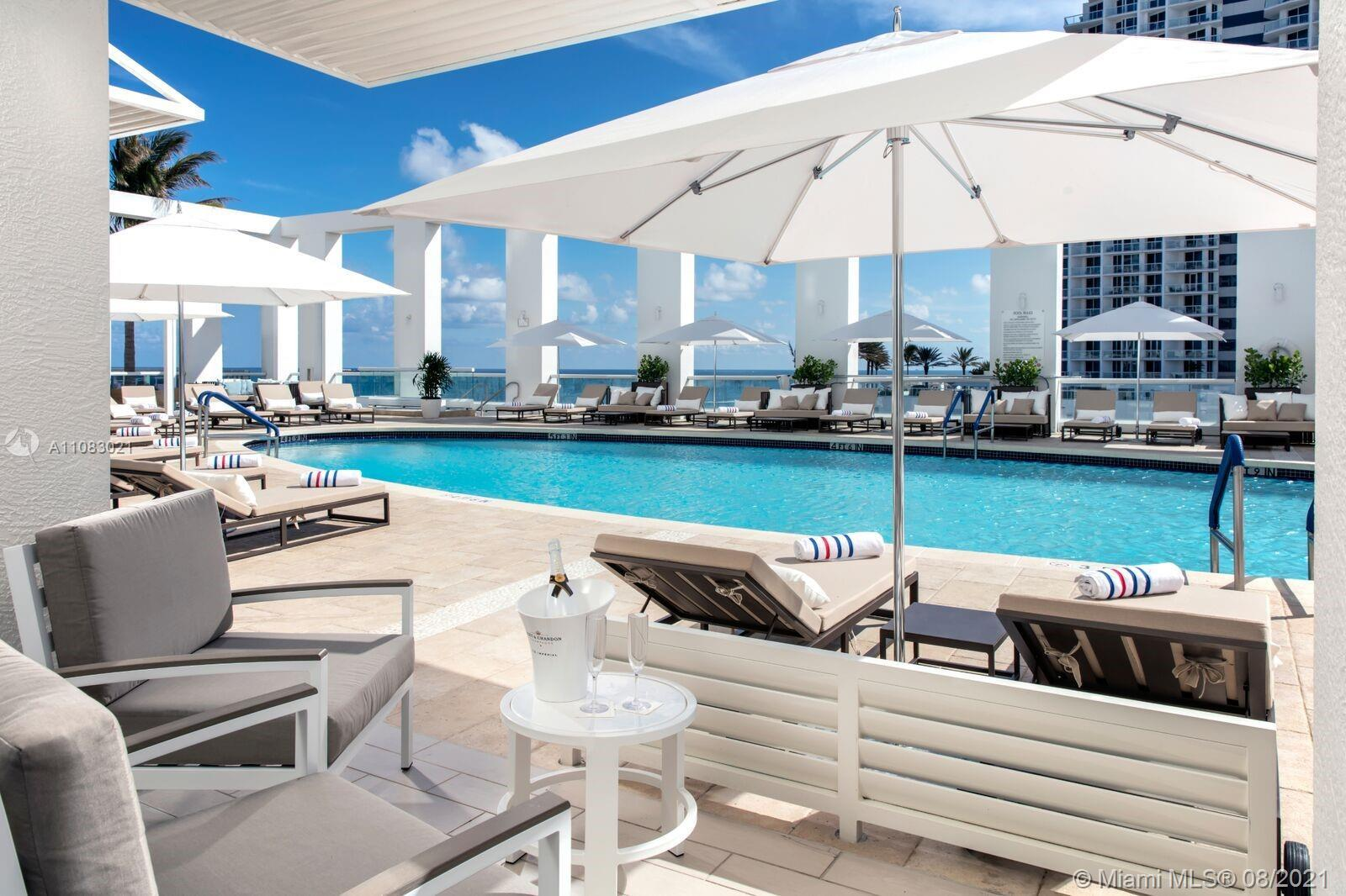 Enjoy the 5-star services of The Conrad Fort Lauderdale Beach, Fort Lauderdale's newest hotel reside