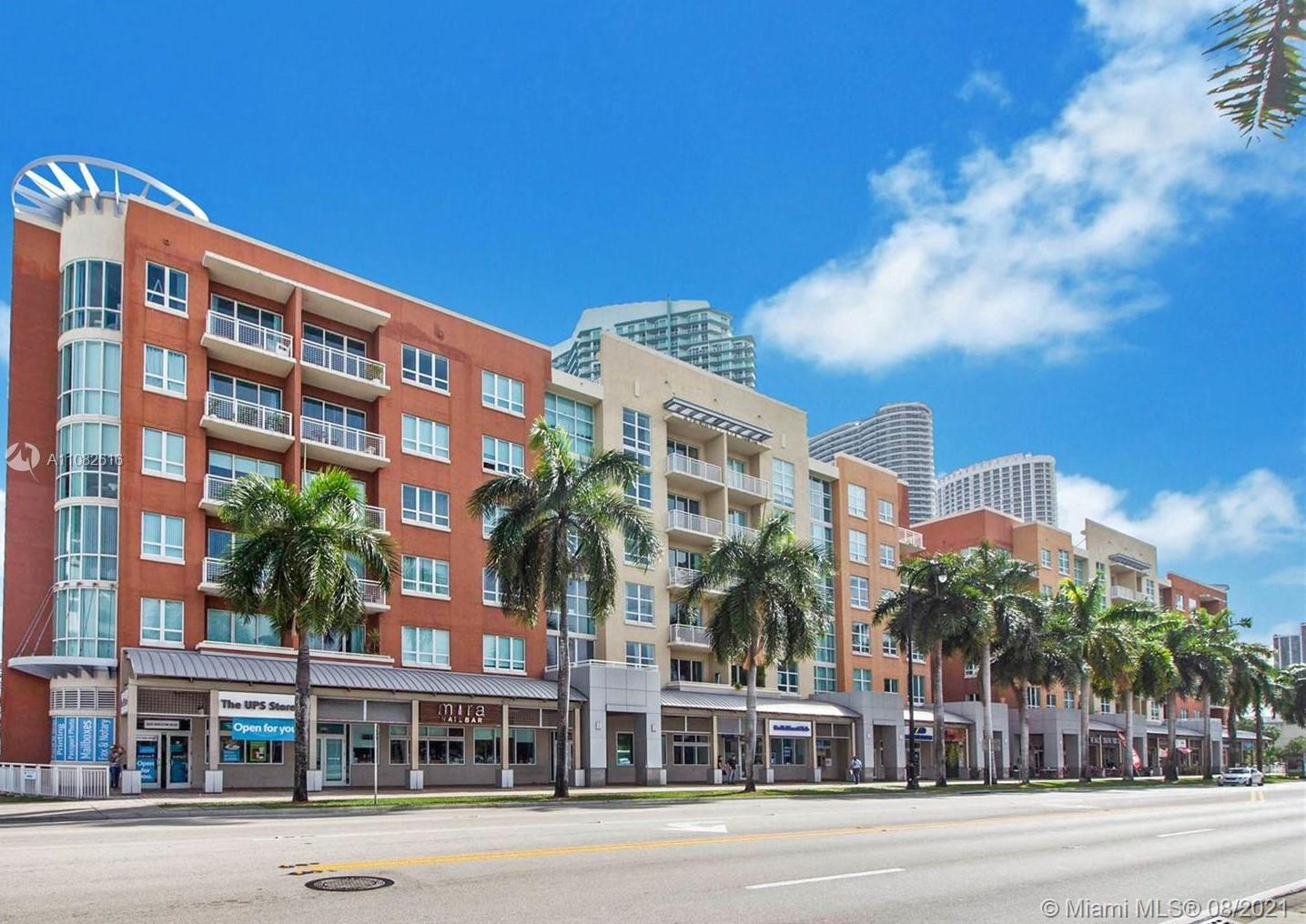 Spacious loft with 12-foot ceilings available furnished or unfurnished. Built in 2004, Cite on the B