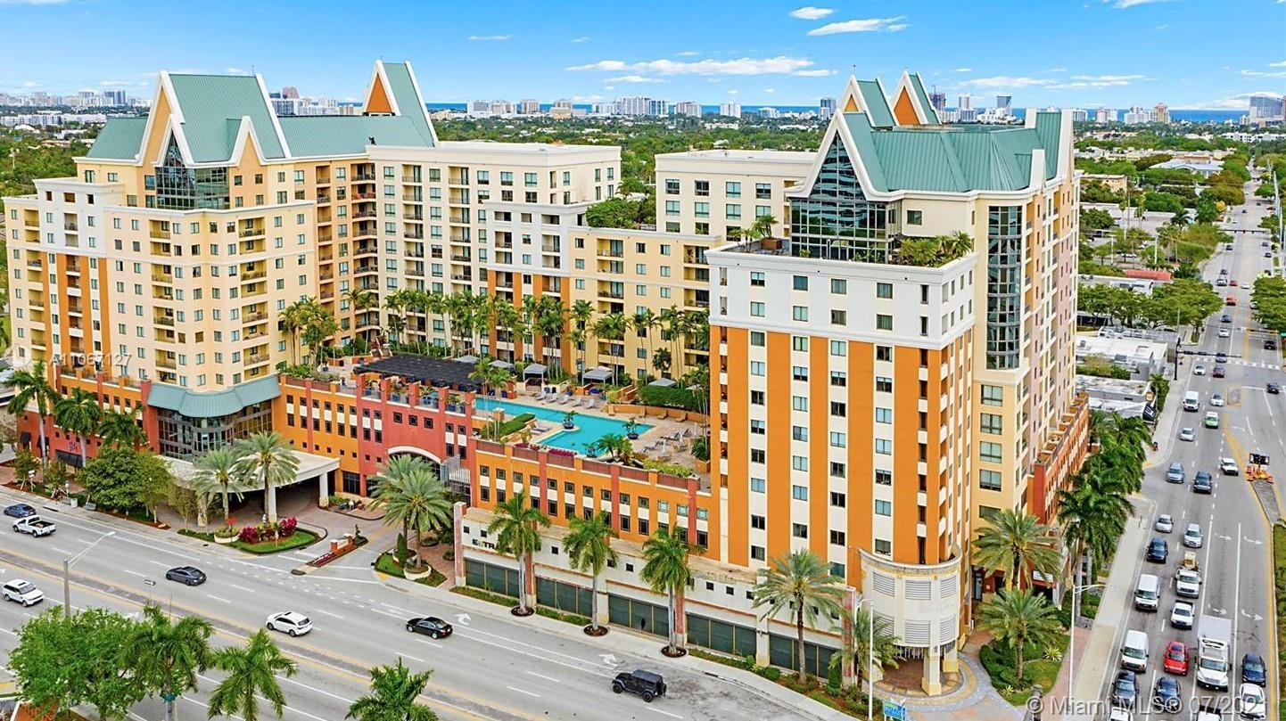Excellent luxurious building with amazing city views in the heart of Fort Lauderdale just steps away
