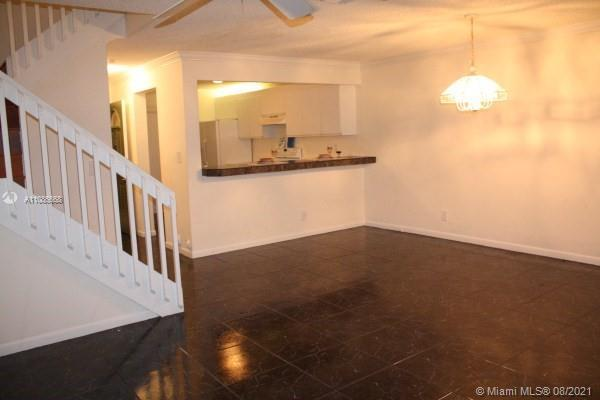 Cozy 2/1.5 CRYSTAL VIEW TOWNHOME features an open and spacious floorplan with lots of natural light.