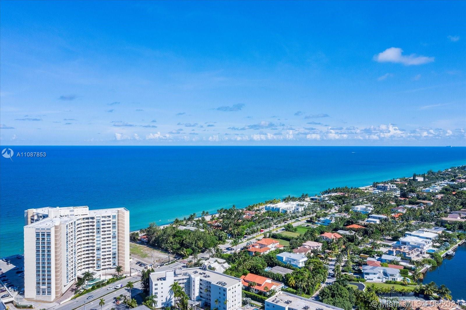 Welcome to your paradise! Next to Golden Beach, this Completely renovated 2/2 with UNOBSTRUCTED VIEW