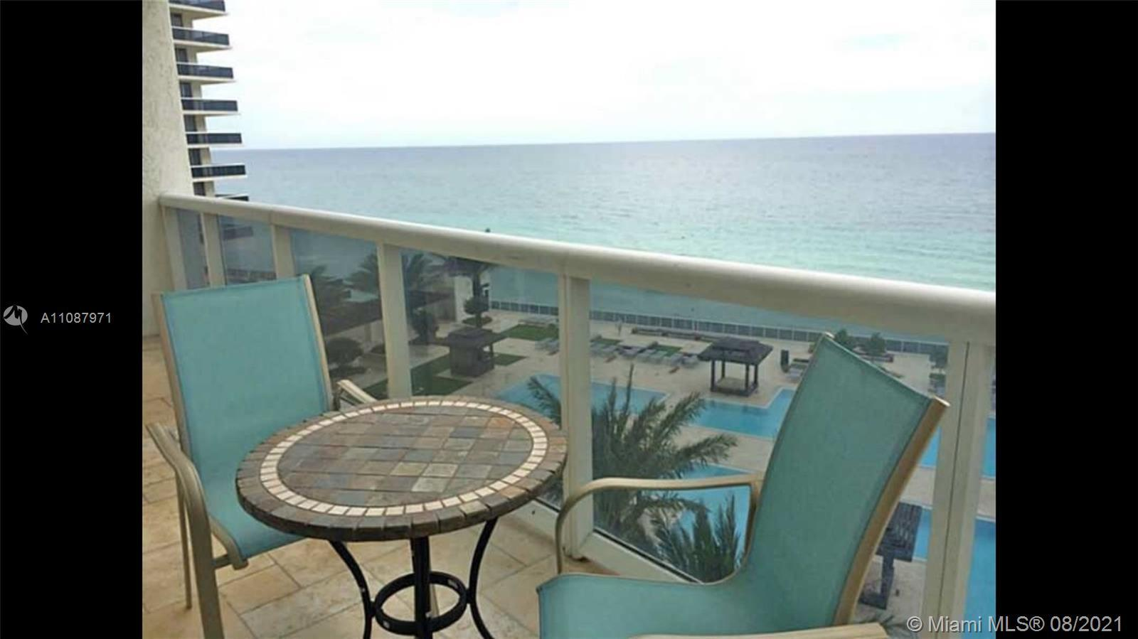 ONE OF A KIND DIRECT OCEANFRONT UNIT!!! WHAT AN AMAZING OPPORTUNITY TO OWN A PIECE OF PARADISE IN TH