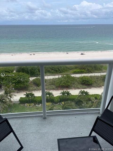 Pure Ocean!!!!  Beautifully appointed apartment with a view to die for. In a great location, only a