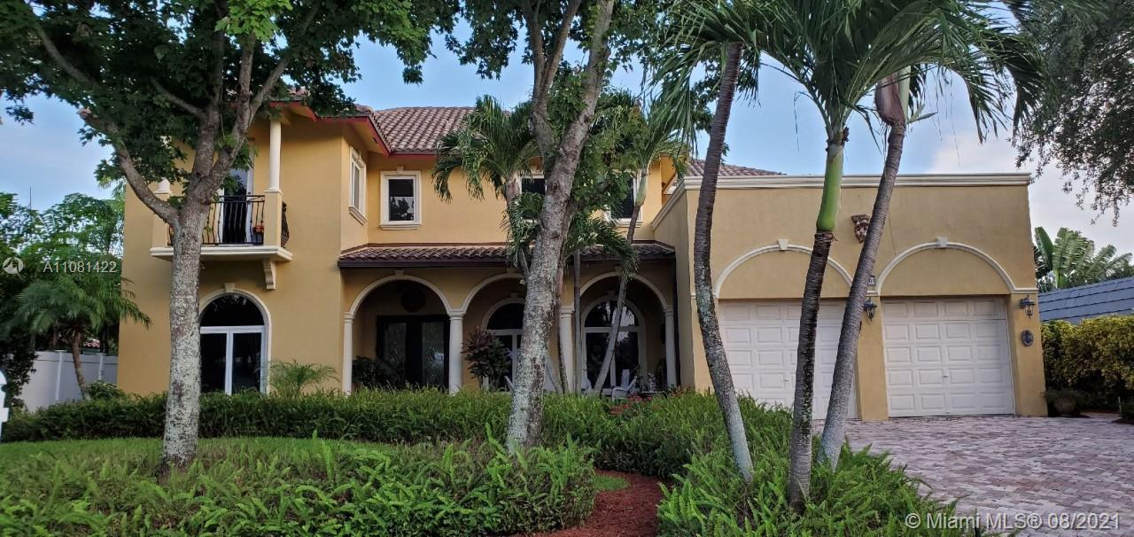 Luxurious 4Be/3.5ba pool home in the highly sought after gated community of Terra Mar Island Estates