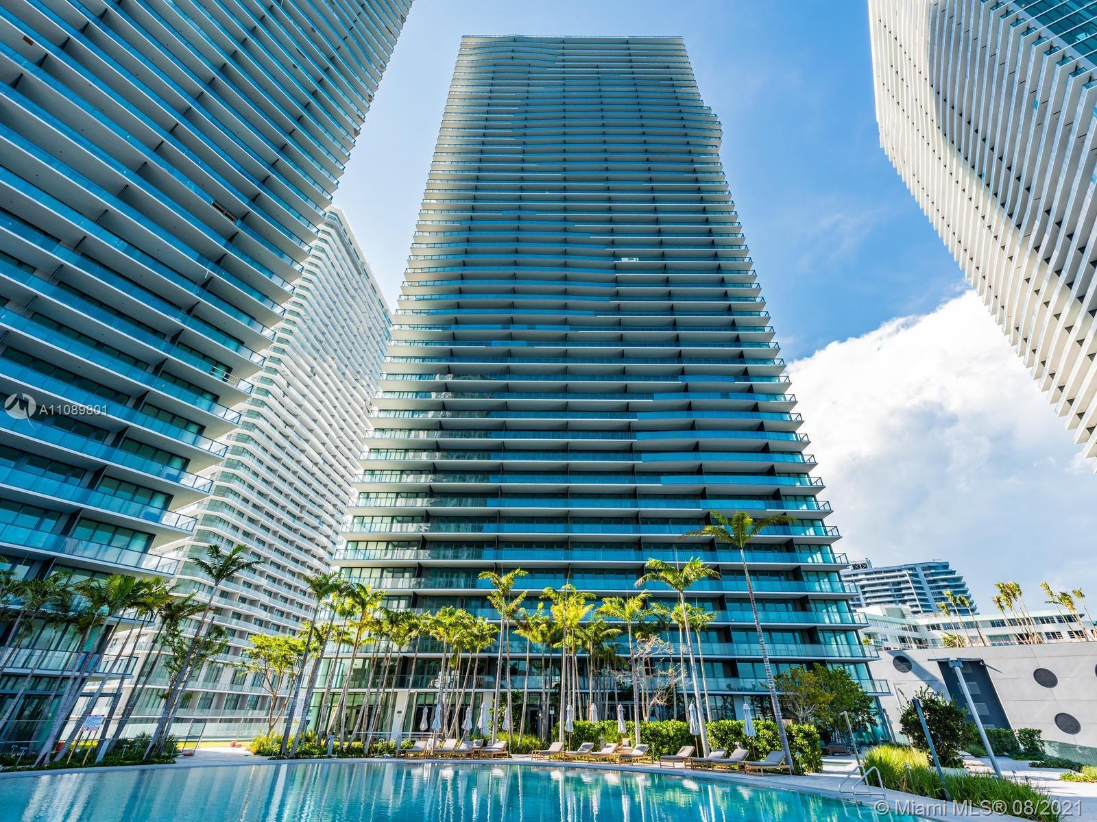 Amazing opportunity to own this unit at the spectacular Paraiso Bay building in Edgewater Miami. (ac