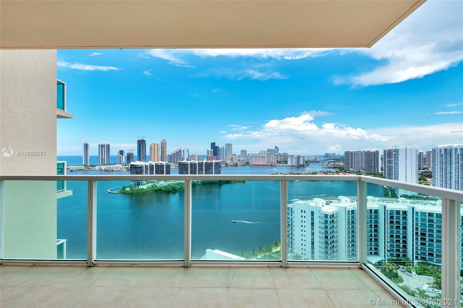 Welcome to the intersection of elegance and beauty with this magnificent 27th floor 2 bedroom 2.5 ba